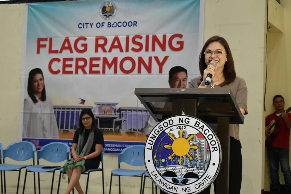 December 19, 2016 – FLAG RAISING CEREMONY | Bacoor ... Raising Ceremony