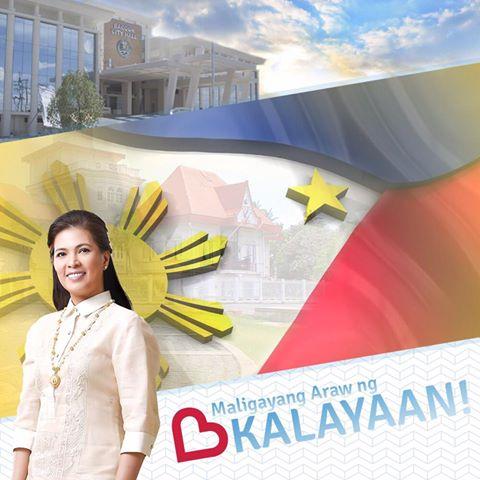 Maligayang Araw ng Kalayaan  Mabuhay ang ating bansang