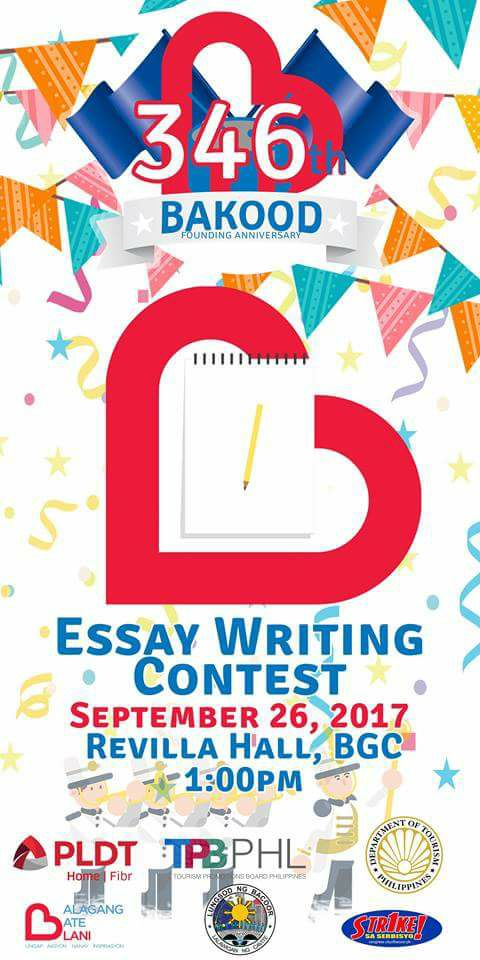 band leader essay contest Usip is proud to partner with the american foreign service association (afsa) on the annual national high school essay contest for 2017-2018 the contest each year.